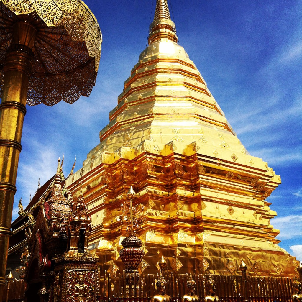 15 things I have learned from travelling the world thailand doi suthep