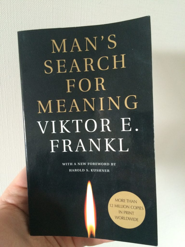 Man's Search for Meaning Book Review