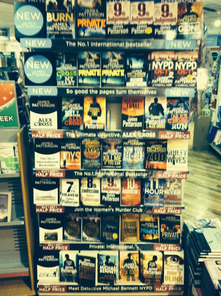 what-are-the-best-james-patterson-books