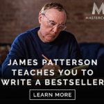 How To Co-Author A Book With James Patterson (And MasterClass)