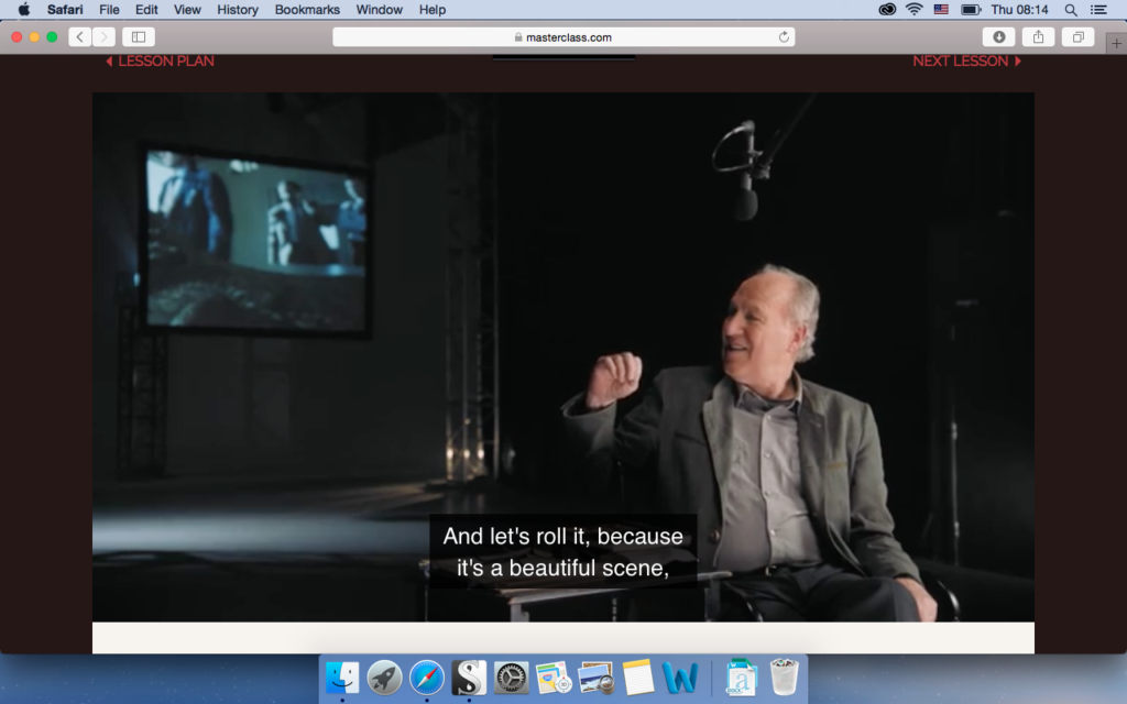 werner herzog filmmaking masterclass review