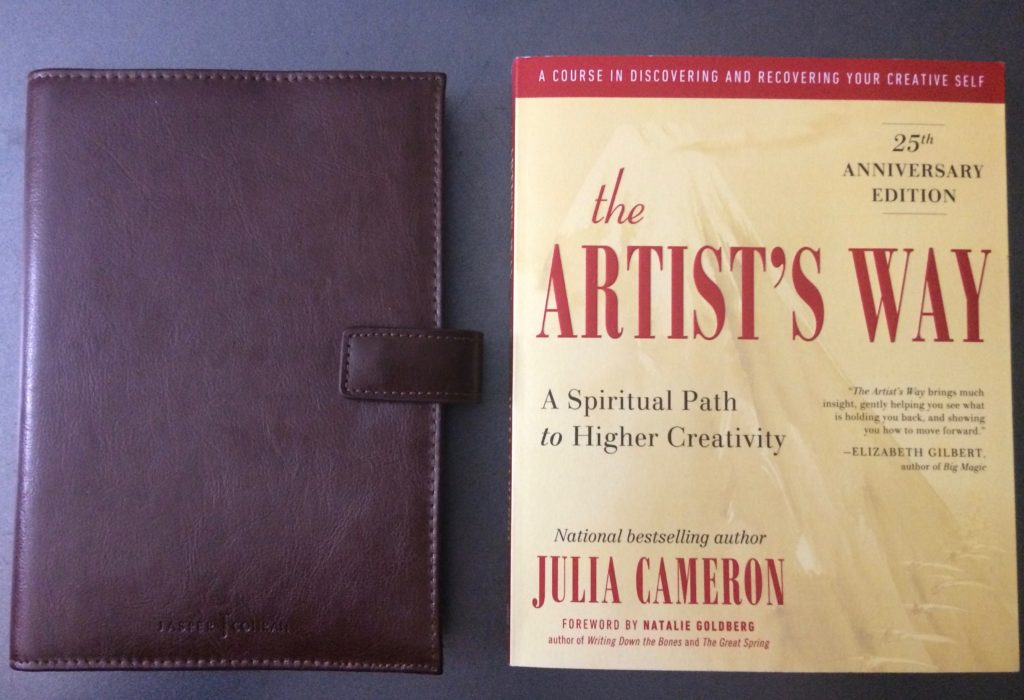 the artists way julia cameron insomnia cure review