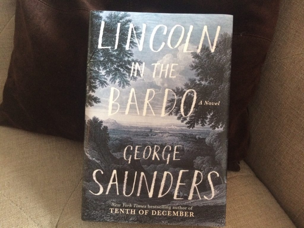 lincoln in the bardo george saunders books review