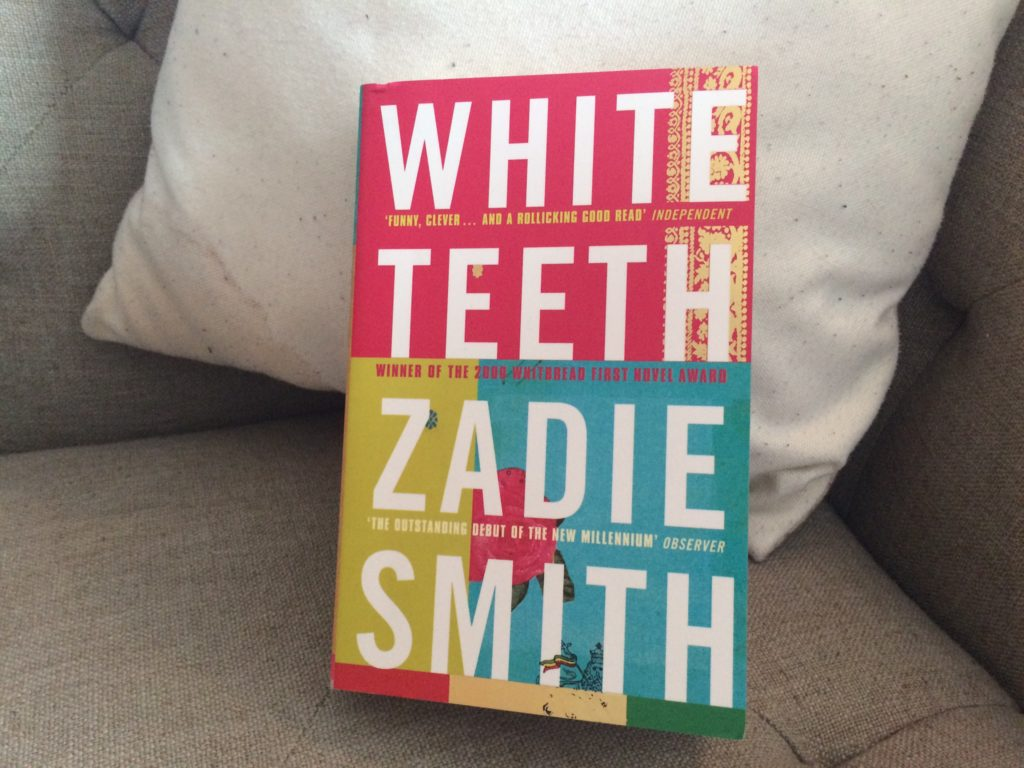 white teeth zadie smith book review