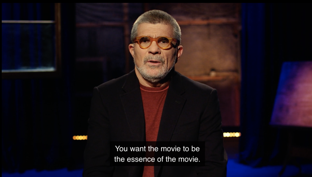 david mamet teaches dramatic writing masterclass review