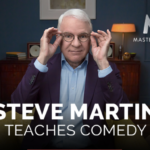 Steve Martin Teaches Comedy MasterClass Review