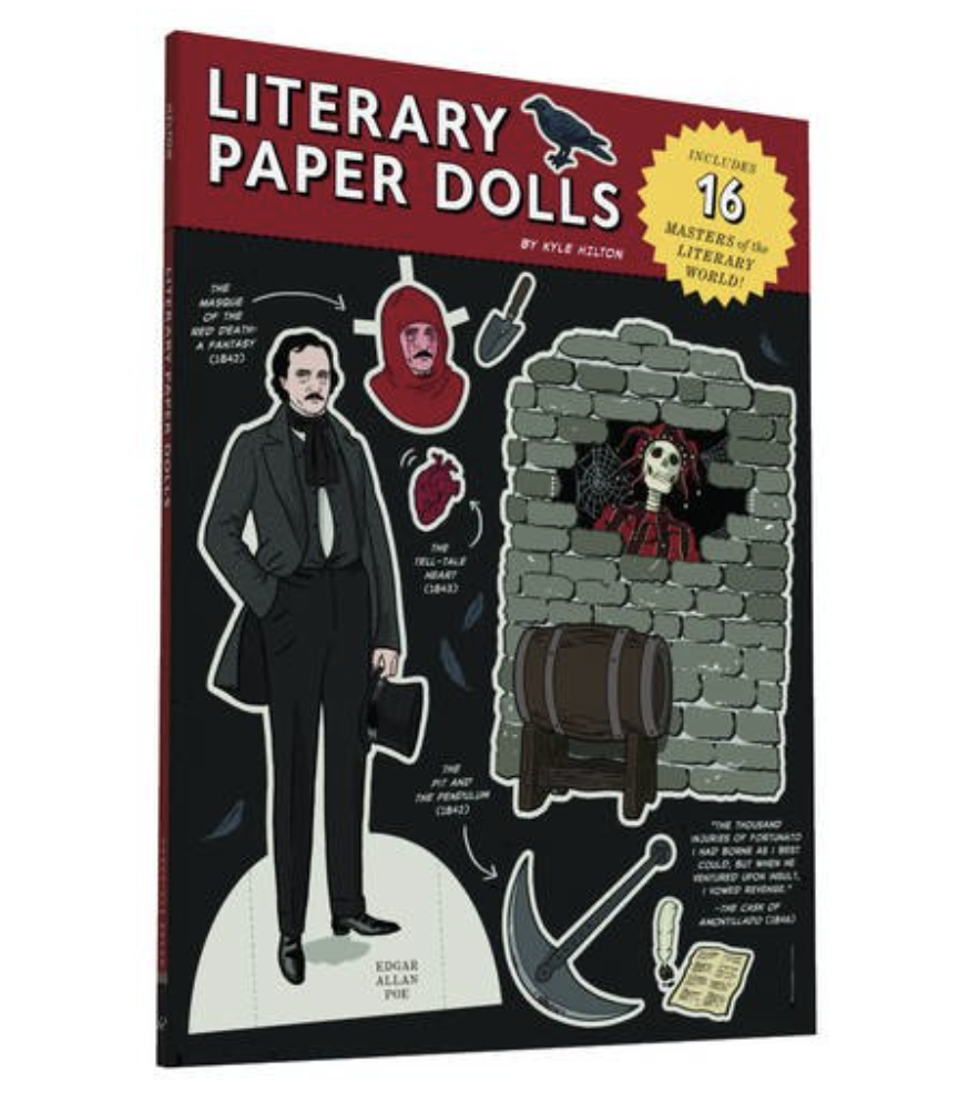 unique gift ideas for book lovers