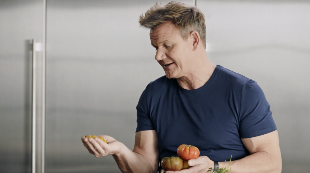 gordon ramsay teaches cooking masterclass review
