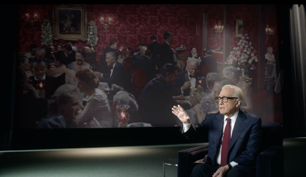 martin scorsese filmmaking masterclass review