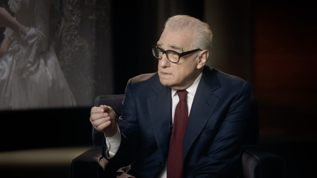 Martin Scorsese Masterclass Review