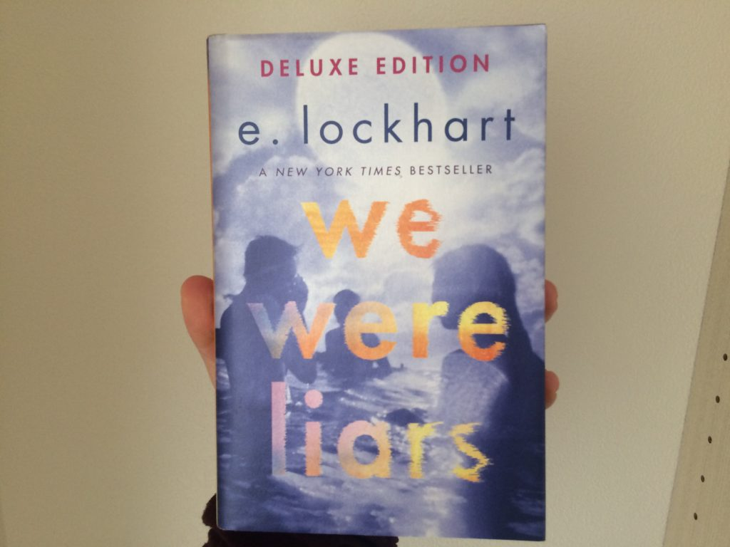 We Were Liars by E  Lockhart (Book Review) - Benjamin McEvoy