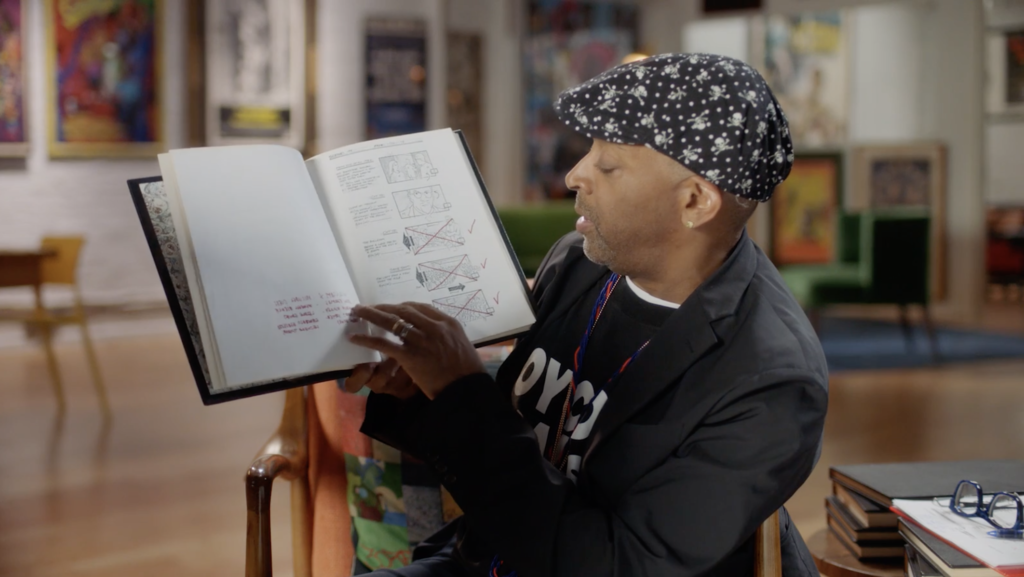 Spike Lee Masterclass Review- script writing